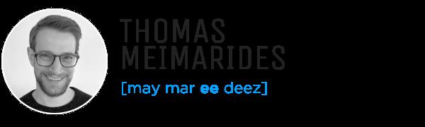Thomas Meimarides / six-twentythree.com